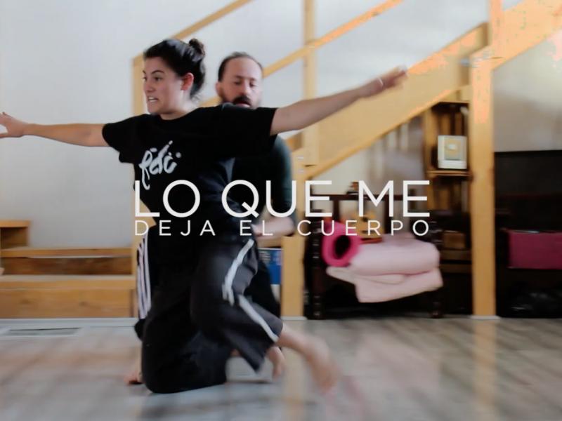 taller «lo que me deja el cuerpo» Puebla (México)